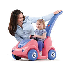 Step 2 Pink Push Around Buggy