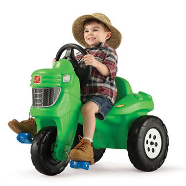Step 2 Pedal Tractor