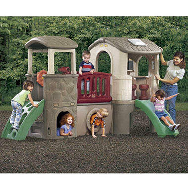 Naturally Playful® Clubhouse Climber