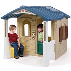 Naturally Playful Front Porch Playhouse