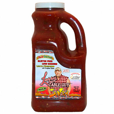 Larry the Cable Guy Mild Sweet Salsa - 70 oz.