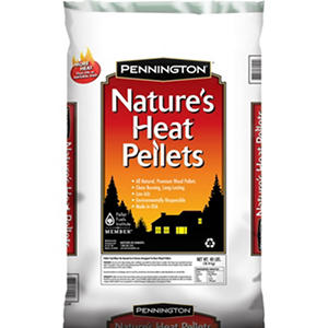 Penington Nature's Heat Pellets - 40 lbs.