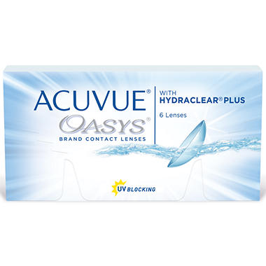 Acuvue Oasys Contact Lenses - Spherical