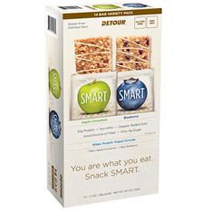 Detour SMART Variety Pack (1.3oz - 38g ) 14ct
