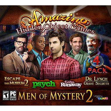 Amazing HOG: Men of Mystery 2