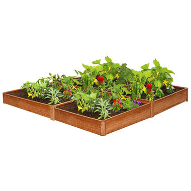 Greenland Gardener Raised Bed Garden Kit - 5' x 5' x 8