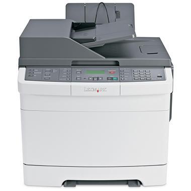 Lexmark X544dn Multi Function Color Laser Printer