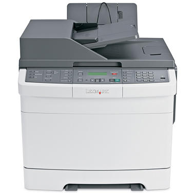 Lexmark X544dn Multi Function Color Laser Printer