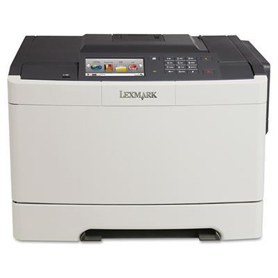 Lexmark CS510de Network-ready Color Laser Printer