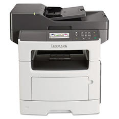 Lexmark MX511de Multifunction Laser Printer Copy/Fax/Print/Scan