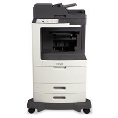 Lexmark MX810de Multifunction Color Laser Printer