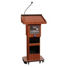 Amplivox Adjustable Height 50W Sound Lectern