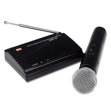 AmpliVox� Wireless Handheld Microphone Kit