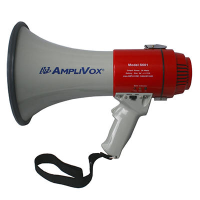 Amplivox Mity-Meg 15W Megaphone