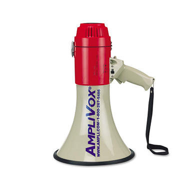 AmpliVox 25W Megaphone