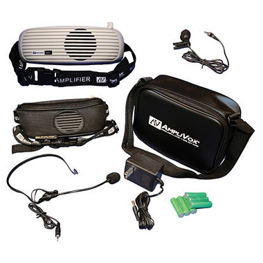 Amplivox Rechargeable Waistband 5W PA