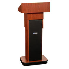 Amplivox Adjustable Height Non-Sound Lectern