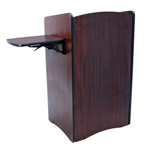 Amplivox Non-Sound Multmedia Computer Lectern, Select Color