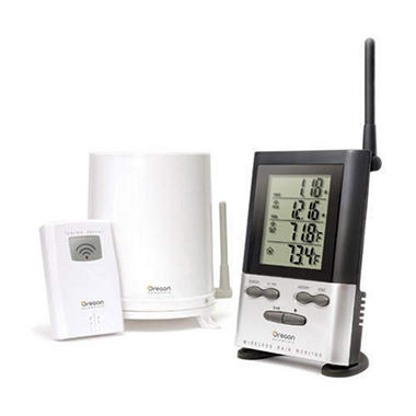 Oregon Scientific Wireless Rain Gauge RGR126