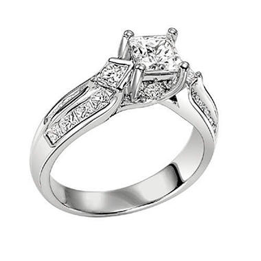 1.96 ct. t.w. Love Always Diamond Ring (F, I1)