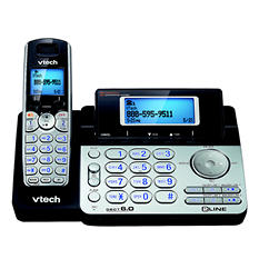 VTech 2-Line Caller ID Answering System