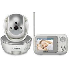 VTech VM333 Safe & Sound Full Color Video Baby Monitor