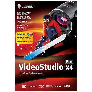 VideoStudio Pro X4 - PC