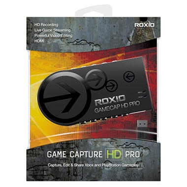 Game Capture HD Pro