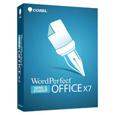 Word Perfect Office X7 Home and Student