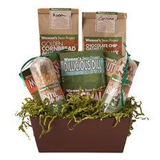 Gourmet Gift Basket (8 pc.)