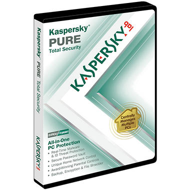 Kaspersky PURE - PC