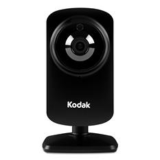 Kodak CFH-V10 720p WiFi HD Video Monitoring Security Camera with Cloud Storage