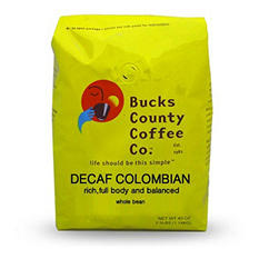 Bucks County French Roast Whole Bean Coffee - 2.5 lb