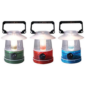 Northpoint Mini Portable LED Hanging Lanterns (3 pk.)