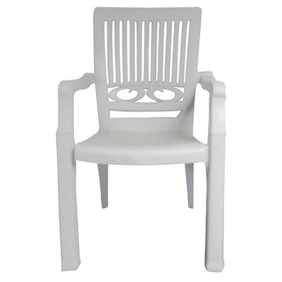 Vassallo Florence Commercial Sand Plastic Chair