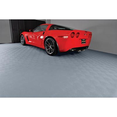 G-Floor Garage Floor Protector - 10' x 22' Levant Pattern