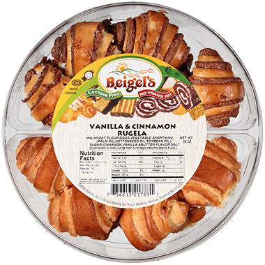 Beigel's Cinnamon Twist