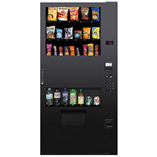 American Machine Corp ELV Combination Vending Machine