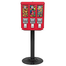 Selectivend Multi-Vending Machine with Stand.
