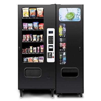 Selectivend WS3000/CB300 Combo Vending Machine