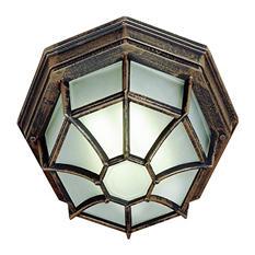 BelAir Lighting Post Top Lantern, 2 Light