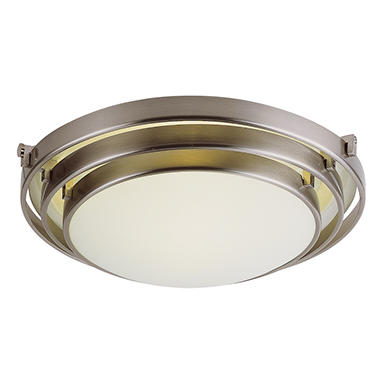 1-Light Halogen Ceiling Mount