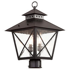 BelAir Lighting Hanging Lantern, 2 Light
