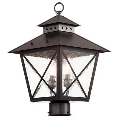 BelAir Lighting Hanging Lantern, 2 Light