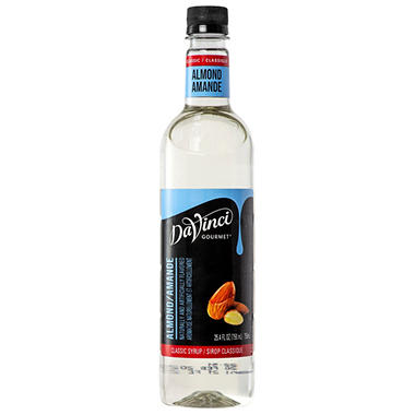 DaVinci Gourmet™ Almond Syrup - 25.4oz