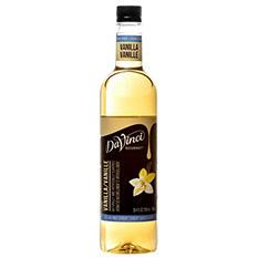 DaVinci Gourmet™ Sugar Free Vanilla Syrup - 25.4 oz.