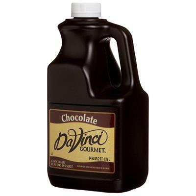 DaVinci Gourmet Chocolate Sauce - 1/2 gal.