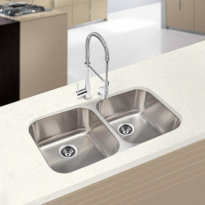 Blanco Stellar Equal Double Bowl Kitchen Sink