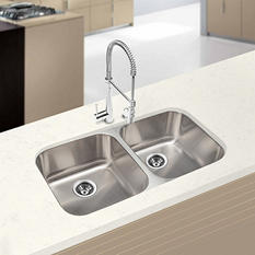 Blanco Stellar Equal Double Bowl Kitchen Sink