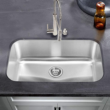 Blanco Stellar Super Single Bowl Kitchen Sink